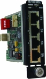 4-port Ethernet Layer 2 Switch